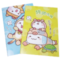 饅頭家族25K筆記本~可愛動物系列