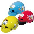 饅頭家族兒童雪式安全帽