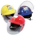 饅頭家族兒童半罩式安全帽