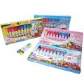 【持VIP卡買一送一】饅頭家族盒裝12色彩色筆