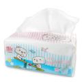 【持VIP卡優惠價】饅頭家族100抽塑膠包抽取式衛生紙一箱60包